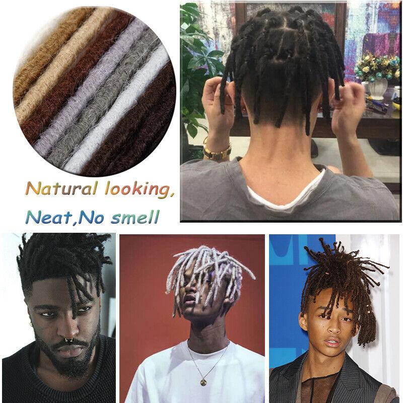 6 Inches Dread Dreadlocks Twist Crocheet Braids Hair
