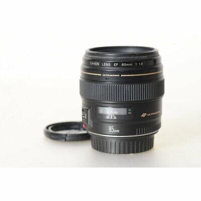 Canon EF 1,8/85 USM - EF 85mm F/1.8 USM Tele Objektiv - 27602779 segunda mano  Embacar hacia Mexico