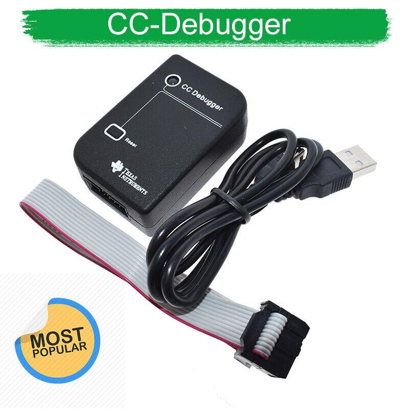 CC-Debugger-Bluetooth-ZigBee-Emulator For 2530 2531 2540 2541 protocol analysis