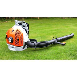 Sthil gas powered back pack blower 350