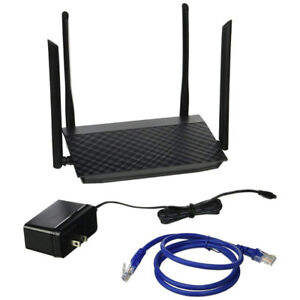Asus Wireless AC1200 Dual-Band Router (RT-AC1200)