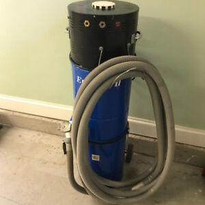 Industrial Vacuum for sale.  EUROVAC II