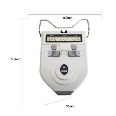 Lcd Display Digital Pd Meter Optical Pupilometer Led Light Optometry Equipment A