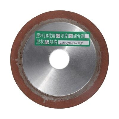 100mm Diamond Grinding Wheel Cup 150 Grit Cutter Grinder For Carbide D4h9