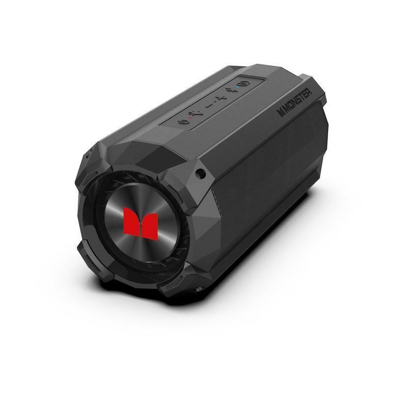 Monster Drift Waterproof Bluetooth Speaker