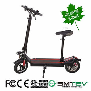 SMTEV™ Smart Kick Electric Scooter - KS2