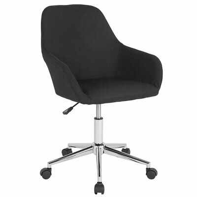 Flash Furniture Cortana Home Mid Back Swivel Office Chair in