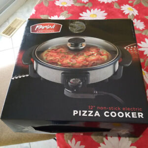 new pizza cooker