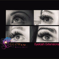 3D volume lash extensions $110. (Limited time)