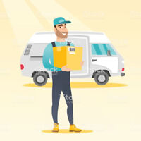 Courier for Amazon deliveries