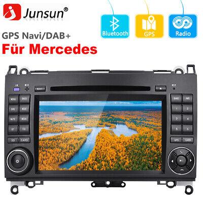 """Für Mercedes Benz W906 Sprinter GPS Autoradio DVD Navigation HD 7"""" CD-Player"""