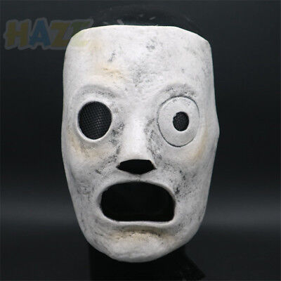 Slipknot Corey Taylor Mask Cosplay Costumes Latex Halloween Masks Gift (Slipknot Masks Corey)