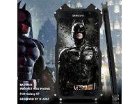 R-JUST Batman Metal Aluminum Shockproof Case Cover For HUAWEI IPHONE SONY SAMSUNG