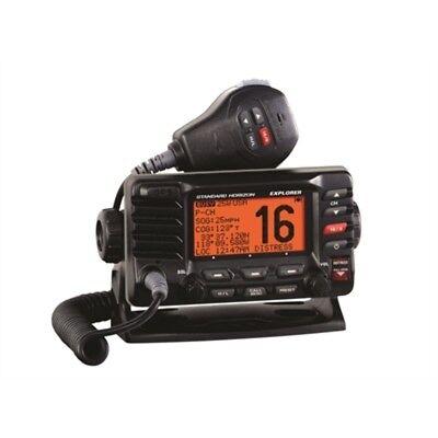 Standard Horizon GX1700W Marine Radio GPS VHF 25W NMEA Fixed Mount Explorer LC Gx1700 Explorer