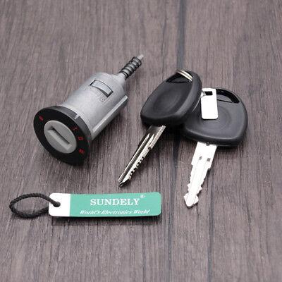 VAUXHALL ASTRA CORSA COMBO Ignition Switch & Barrel Cyclinder Lock + 2 Keys -UK