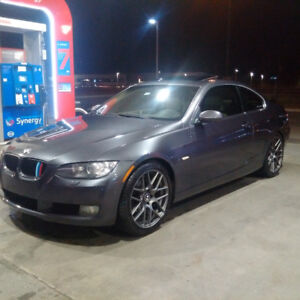 2007 BMW 328xi Coupe + Aesthetics, Performance, 19inchs mags etc
