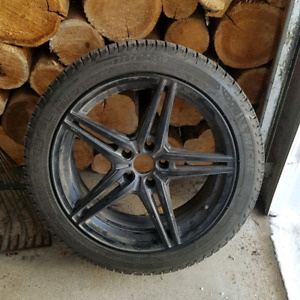 Pneu hiver  Michelin ice comme neuf