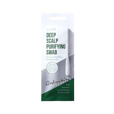 KOELF Deep Scalp Purifying Swab For Hair Care - 6ml