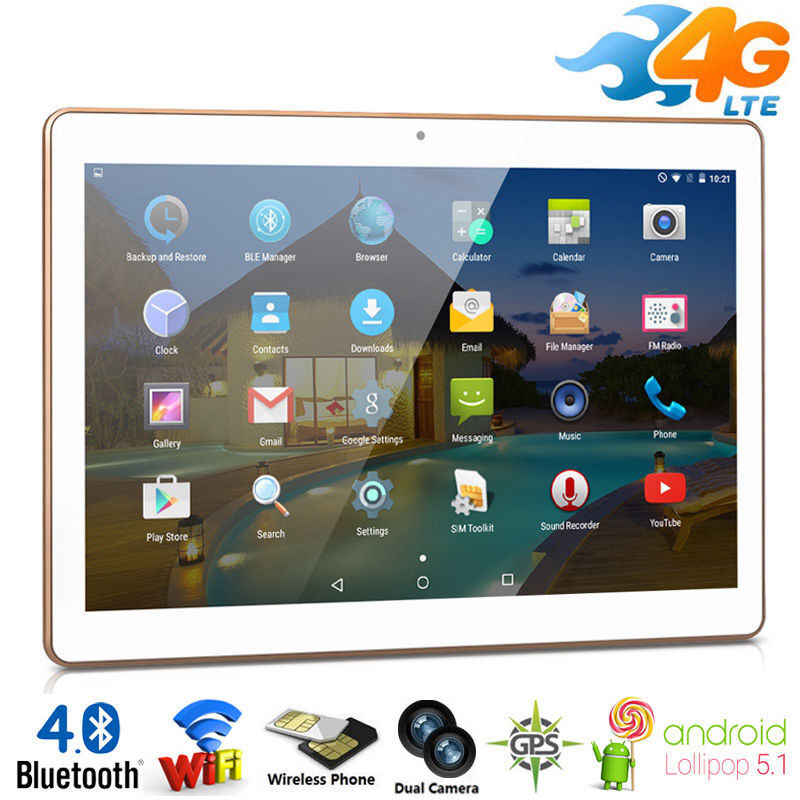 10inch 4g phone call android5.... Image 0