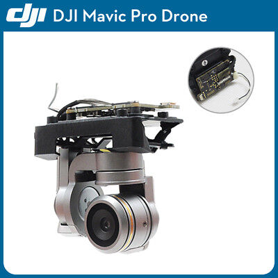 Original DJI Mavic Pro Platinum Drone 4K Gimbal Camera Lens Replacement 100% New