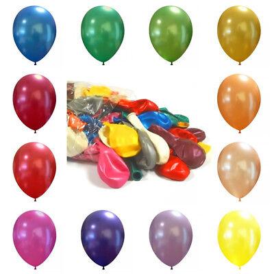 llons XL Groß Metallic, ca. 32 cm, für Helium geeignet (Große Ballon)