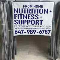 Special Printing Deals On **Lawn Bag Signs**