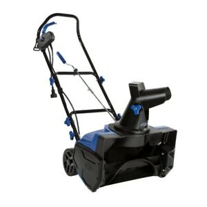 Snow Joe 18-in Electric Snow Blower **Almost new** ( Used twice