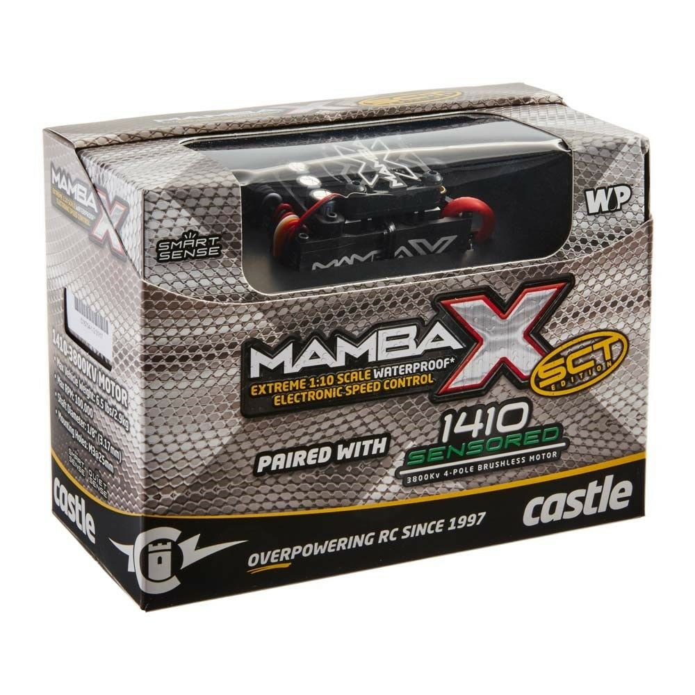creations sct 3800kv castle mamba pro max