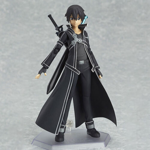 Sword Art Online Kirito Asada Shino PVC Figur Figuren Set Anime Geschenk Freund