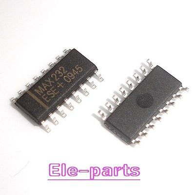 50 Pcs Max232ese Sop-16 Max232 Rs-232 Smd-16 Driversreceivers