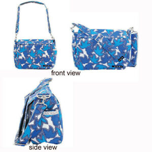 JUJUBE ju-ju-be Messenger Bag baby Diaper Tote purse