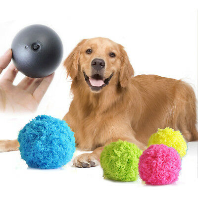 Magic Electric Automatic Moving Ball Pet Dog Bite Chew Playing Activation Toys