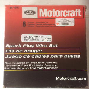 Mustang Plug Wires