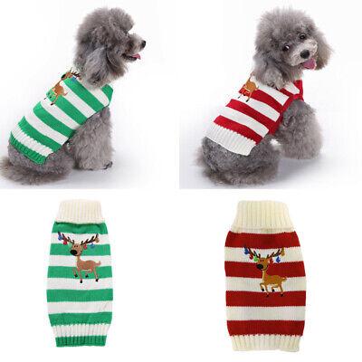 1x Hundekleidung für Halloween Feiertagskostüm Weihnachts Haustiere Geschenk ()