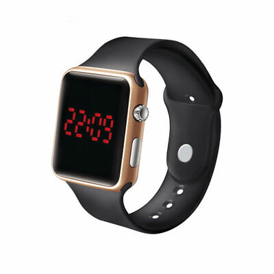 New Cool Digital Watch for Kids Boys Girls Slap on Teen Gifts