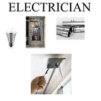 Licensed  Electrician is Available- Reasonable Rates -Great Work