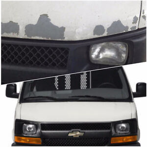 Chevy Express / GMC Savana Hood