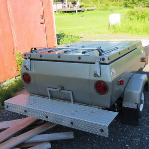 Trailer for Small car or bike