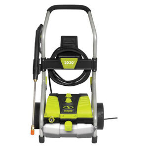 Electric Pressure Washer in Green-Sun Joe® 2030 PSI-$99-no tax