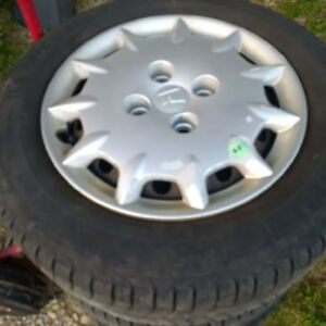X-ICE  tires & rims 195-65, 15