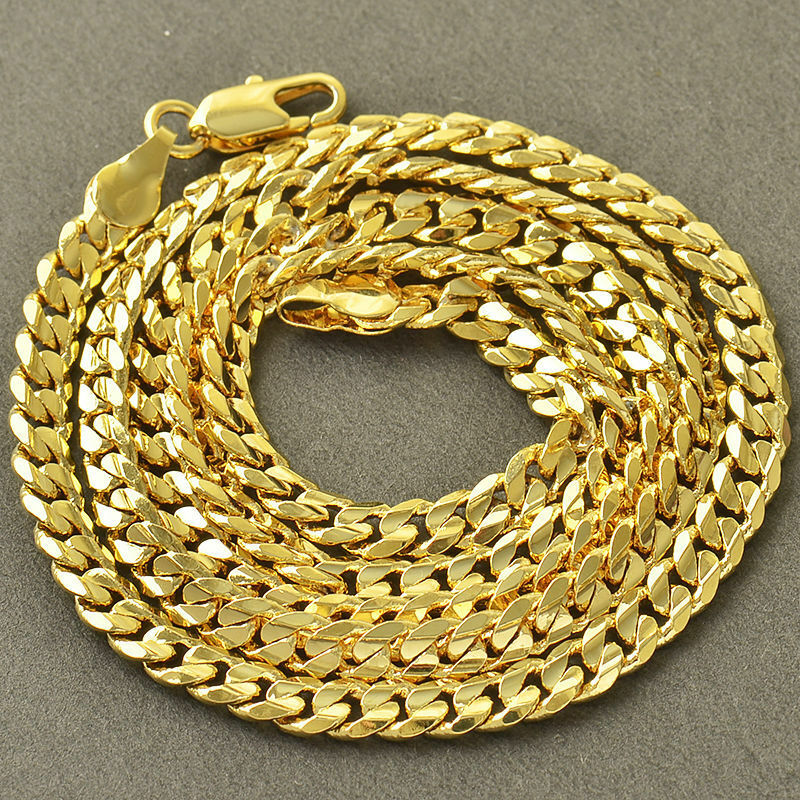 Top 10 Gold Chains For Men Ebay