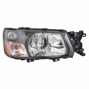 SUBARU FORESTER HEADLAMP 05 HQ