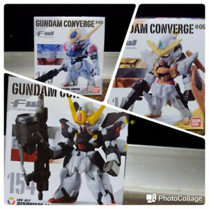 Gundam Converge Figures - EXCLUSIVE JAPAN ONLY - MINT IN BOX