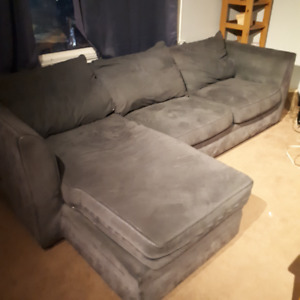 couch sectional $90,--