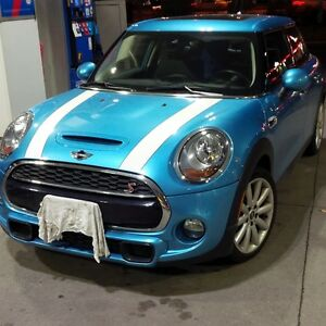 2015 MINI Mini Cooper S 5 Door Cooper S Hatchback