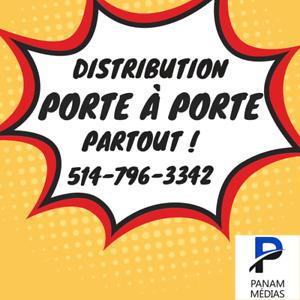 Réservez votre route de distribution à LASALLE