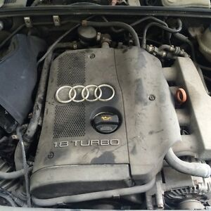 2004 Audi A4 2WD 1.8T PART OUT