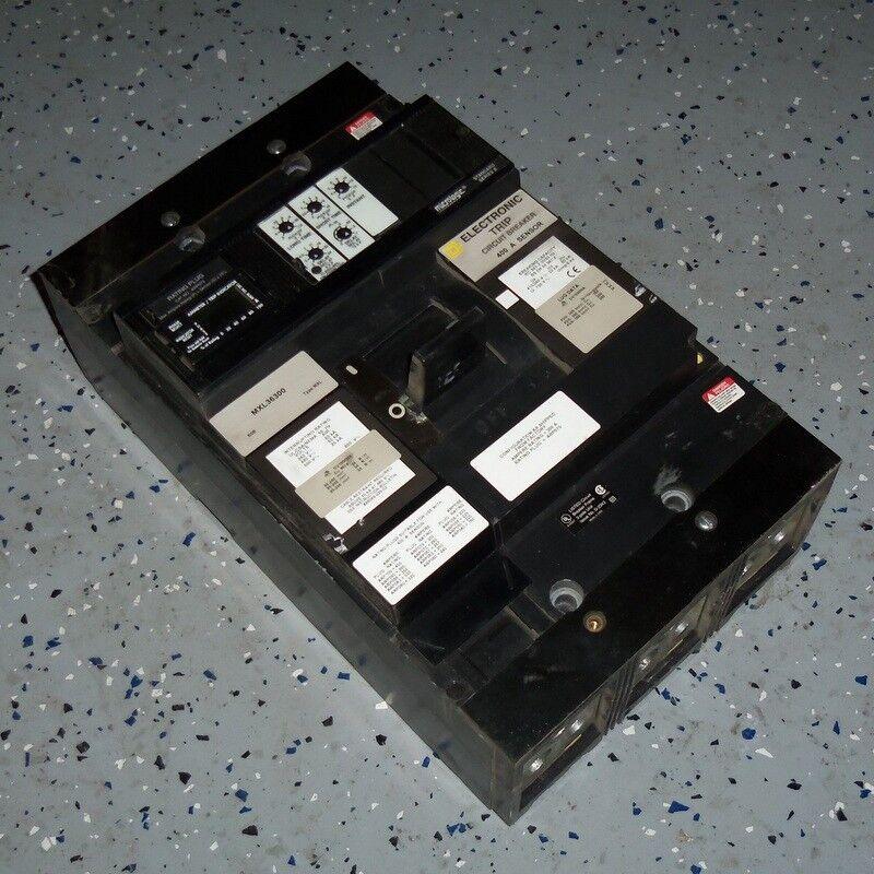 SQUARE D  ELECTRONIC TRIP CIRCUIT BREAKER 400A SENSOR MXL36300 / ARP075 *PZF*