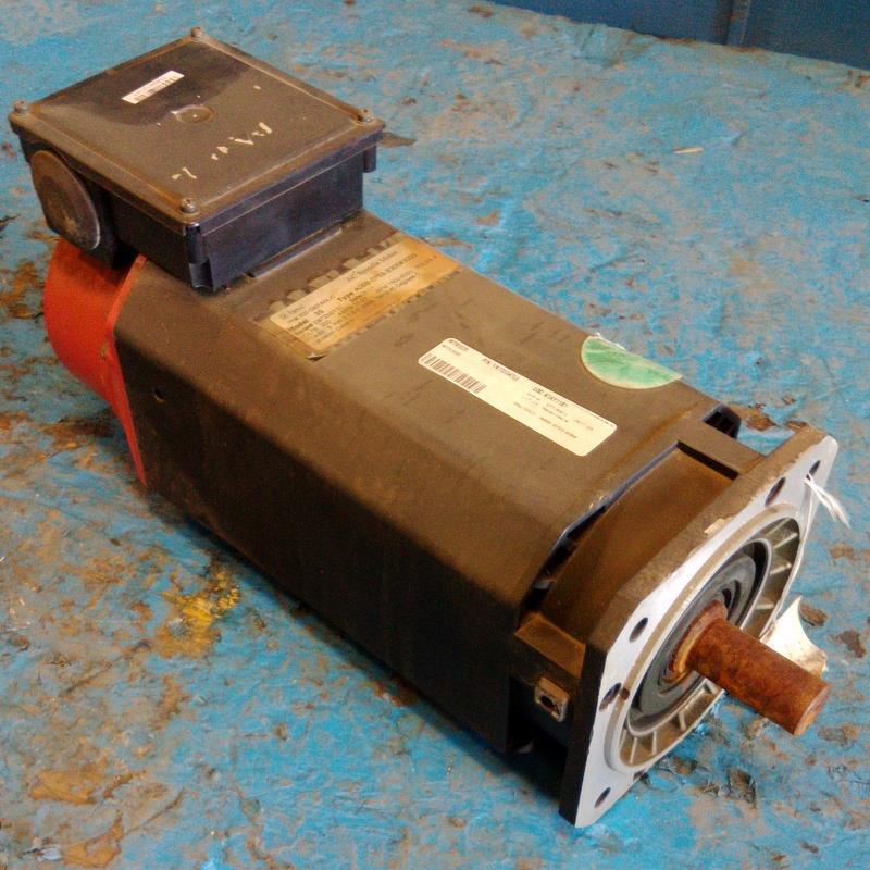 GE FANUC MODEL 3S 3.7-5.5kW AC SPINDLE MOTOR A06B-0753-B300#3000