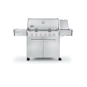 WEBER Summit S-620 LP Brand new in the box